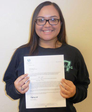 Seniors Receive College Acceptance Letters