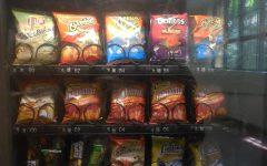 Miami High's Vending Machines