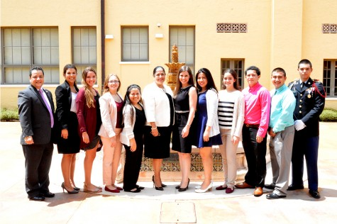 Law & Leadership Honor Society launches monthly Lunch with a Lawyer