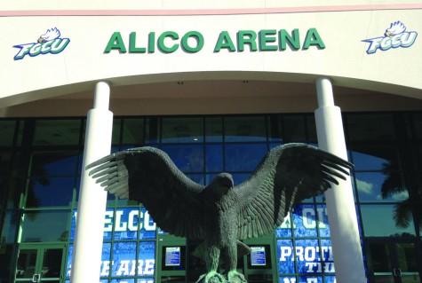 Alico Arena at FGCU