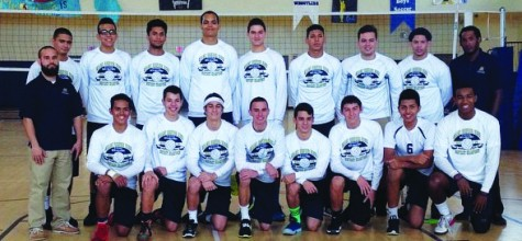 The 2014-2015 team consisted of 16 players, 10 of the players were seniors