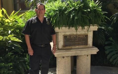 The Three Busts at Miami High