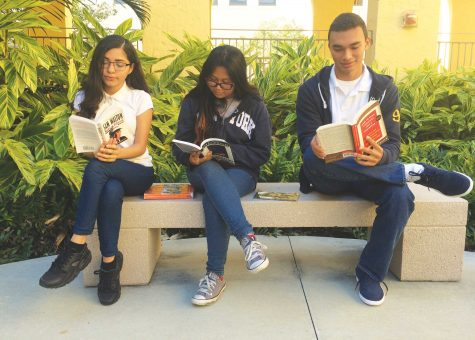 Reading at MHS: To read or not to read?