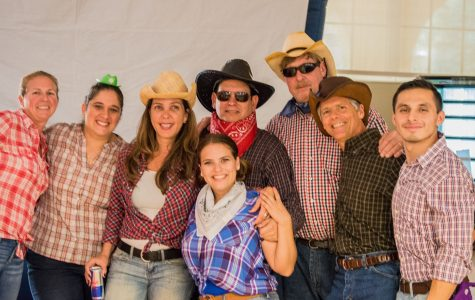 Teacher Appreciation Week Turned Wild West: Sting Ranch