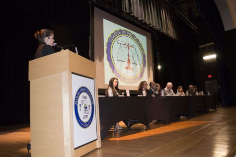 League of Prosecutors Judicial Endorsement Forum