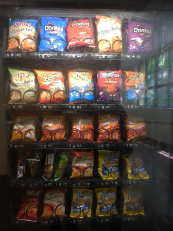 Miami High's Vending Machines