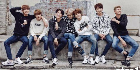 The Global Sensation BTS