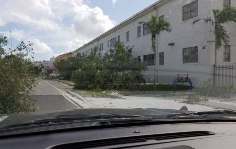 Hurricane Irma Closes Miami High