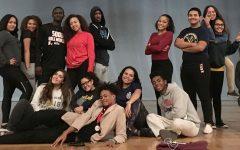 Miami High's Dance Team