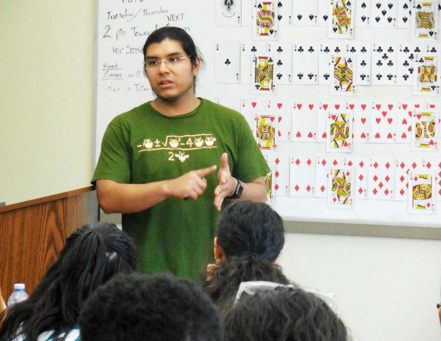 Math Teacher Mr. Jara