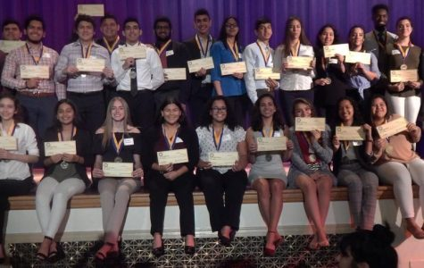 Alumni Association gives out $22,500 in Scholarships