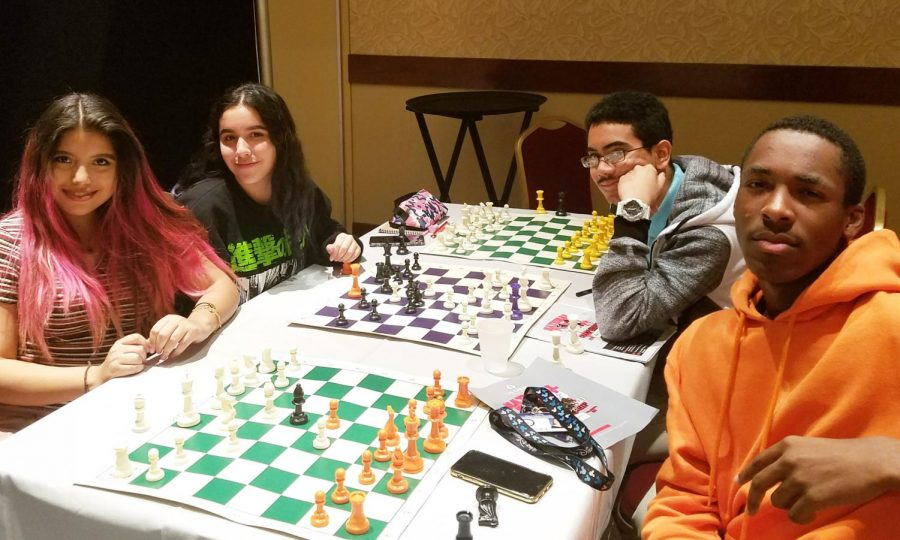 Chess team goes to Nationals