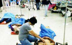 Alternate Text Not Supplied for Venezuela hospital.