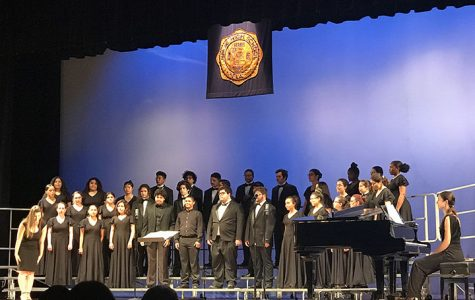 Spring Concert Steals the Spotlight