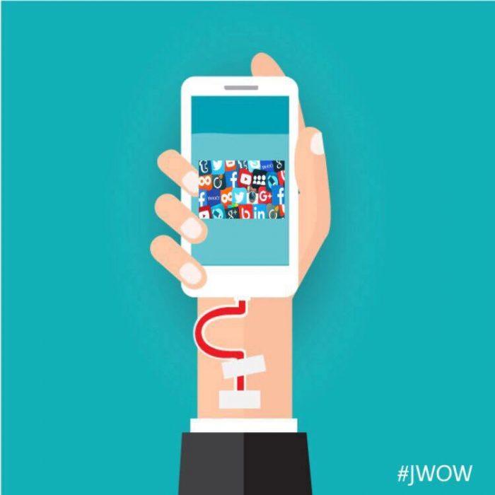 Social Media Is Taking Over the World!