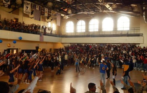 Stingtown Pep Rally