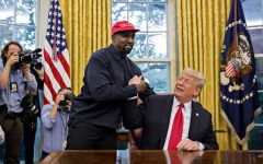 Alternate Text Not Supplied for kanye and trump.