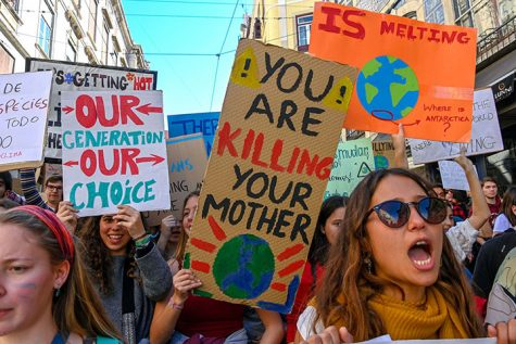 Youths Take on Climate Change