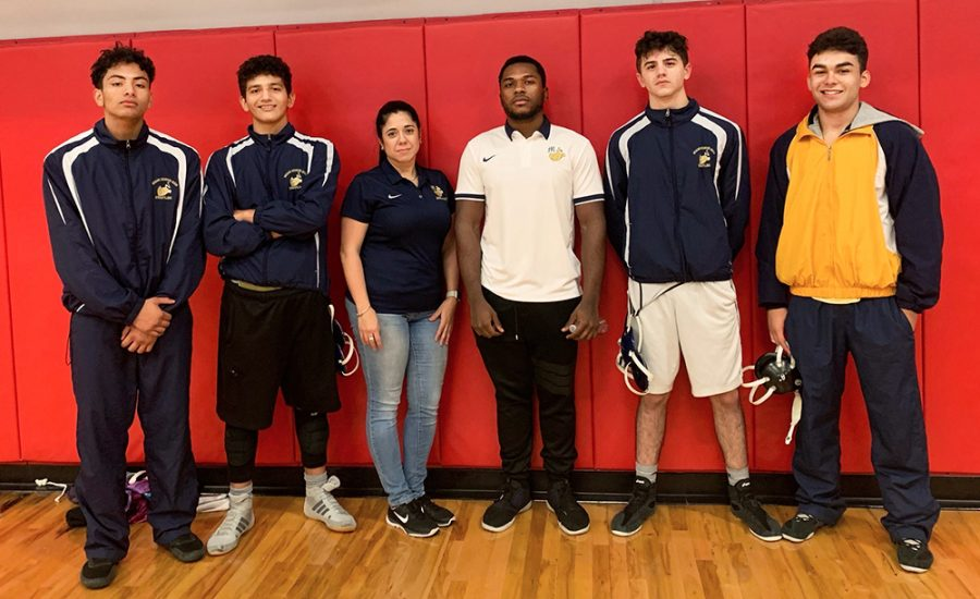 "Coach Ms. Ibarra said, ""Every single one of them has had an amazing progression in their techniques. This sport is not only about who wins every single match, but about the endurance, how much they learn in training, and how their technique progresses as time passes by."""