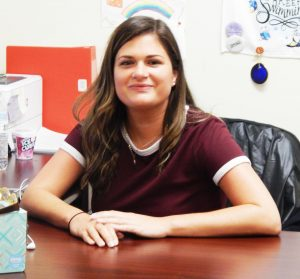 Miami High's New TRUST counselor, Ms. Luberto, is introducing a transformative practice called a