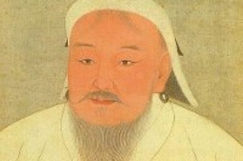 "Twitter Rages Over ""Canceling"" Genghis Khan"