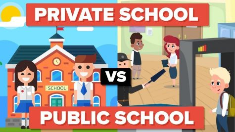 The Differences Between Public and Private schools