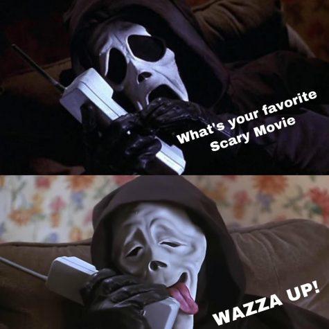 Screamor Burst into Laughter