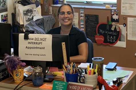 Ms. Puentes: A Sting Like No Other